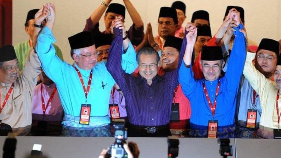 Malaysia, Najib Razak, Matahir