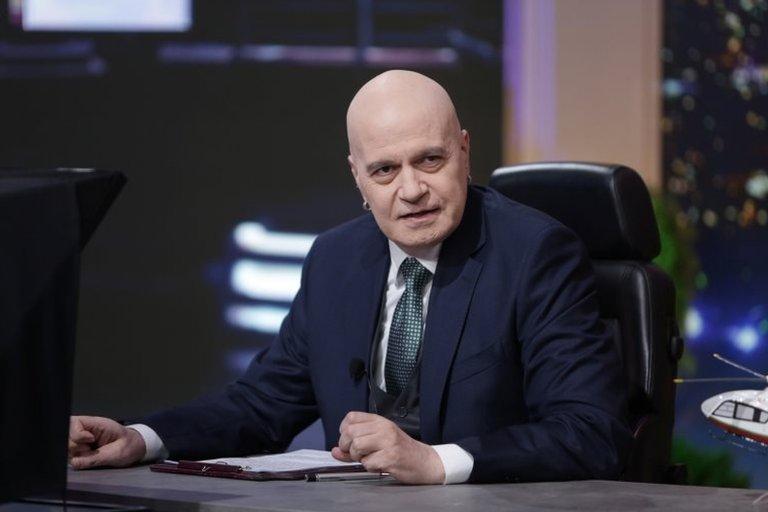 Ünlü şovmen Slavi Trifonov