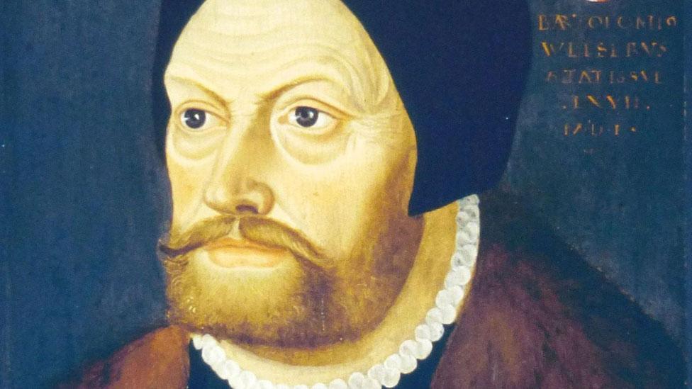 Bartolomé Welser, El Viejo