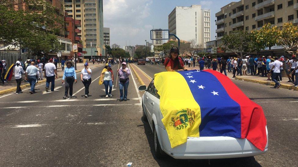 Maracaibo es la ciudad más golpeada por la crisis eléctrica en Venezuela.