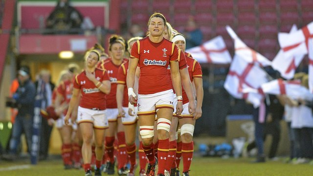 Wales women come out to face England at Twickenham Stoop