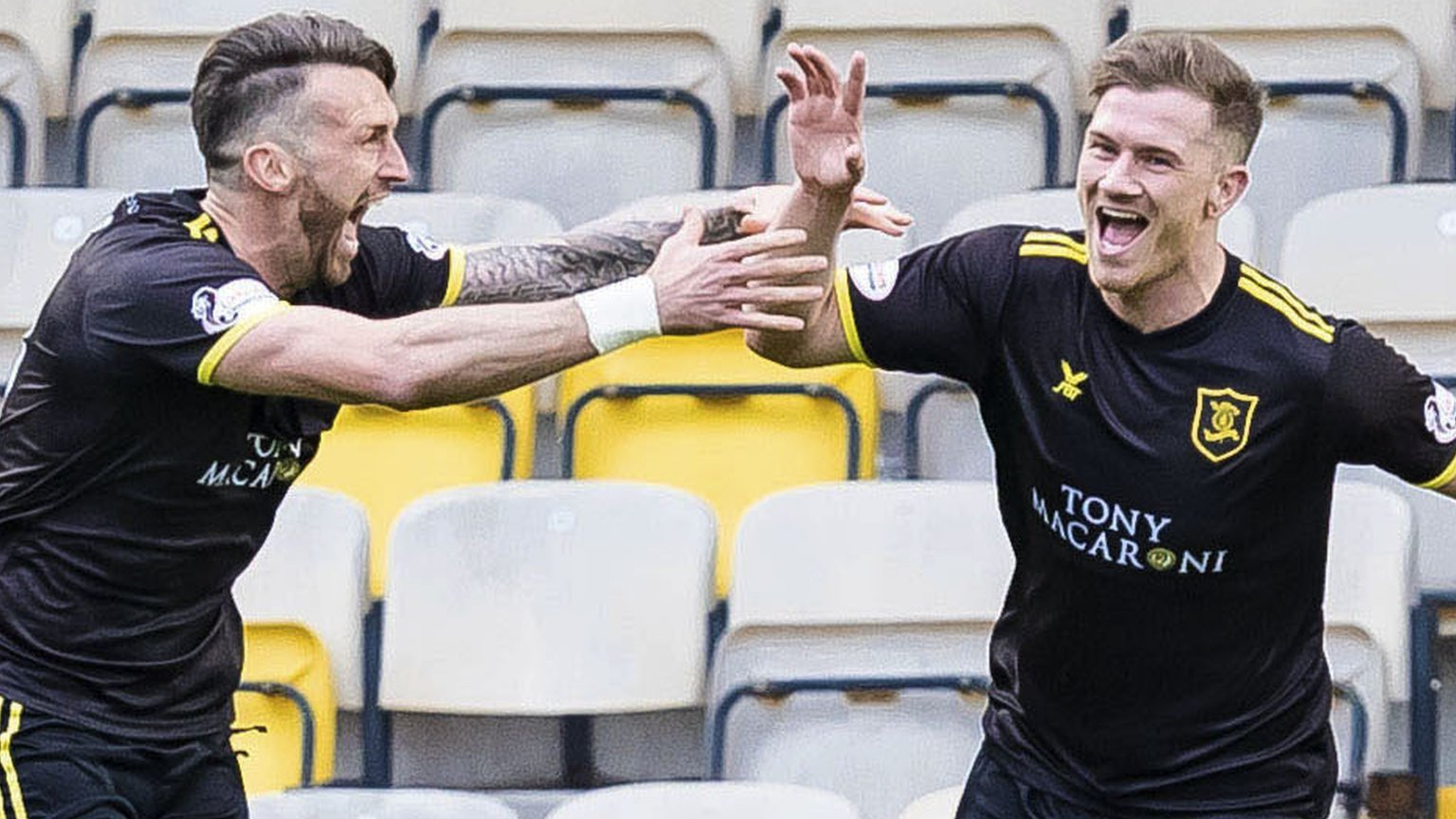 Livi see off Dundee United to reach play-off final