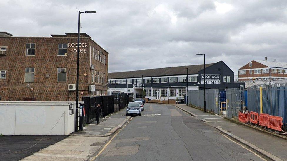 Vale Road, Tottenham