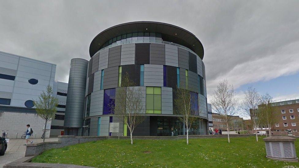 Durham University building