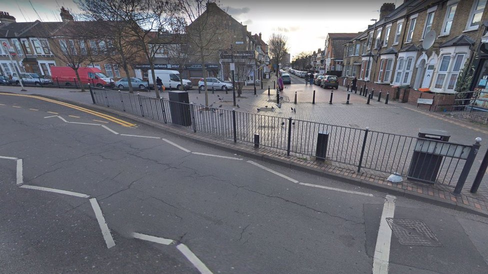 Junction of Ron Leighton Way and Wakefield Street