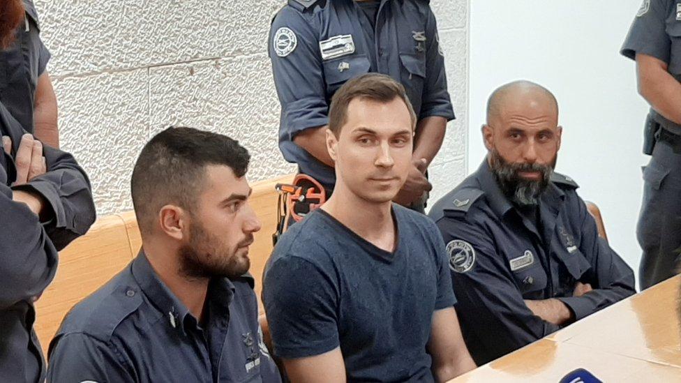 Алексея Буркова экстрадировали из Израиля в США. В чем его обвиняют?