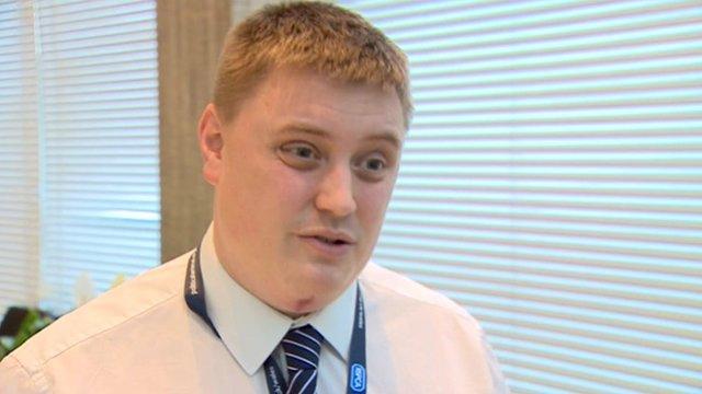RSPCA Cymru's Chris O'Brien