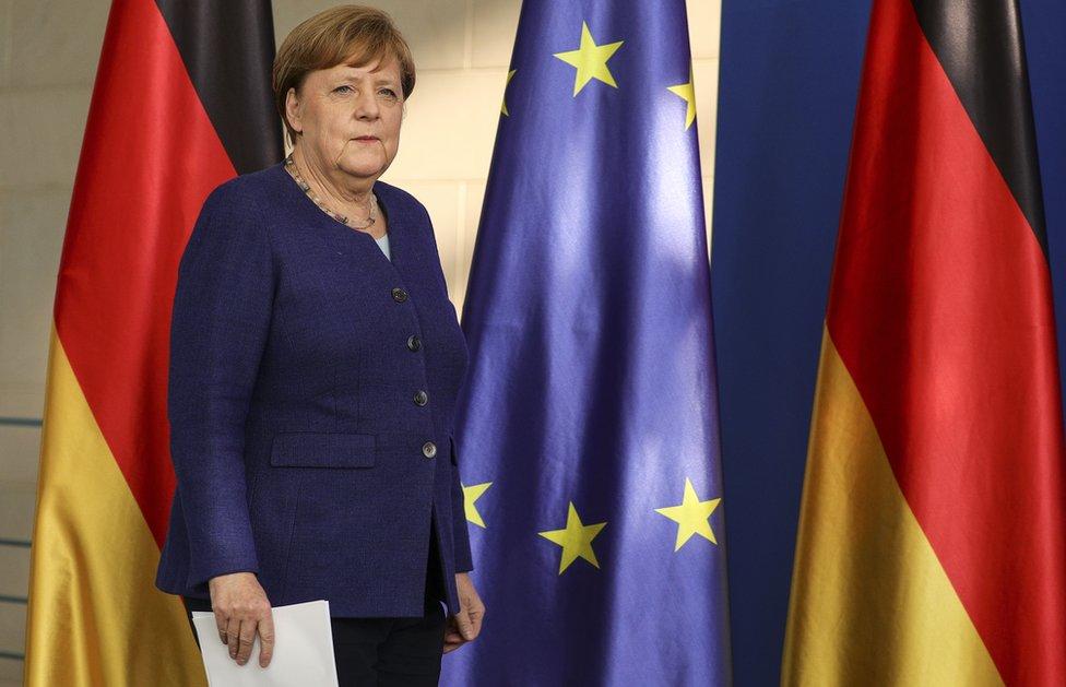 Nemačka kancelarka treba da napusti položaj do kraja 2021. godine, maj 20, 2020 in Berlin, Germany