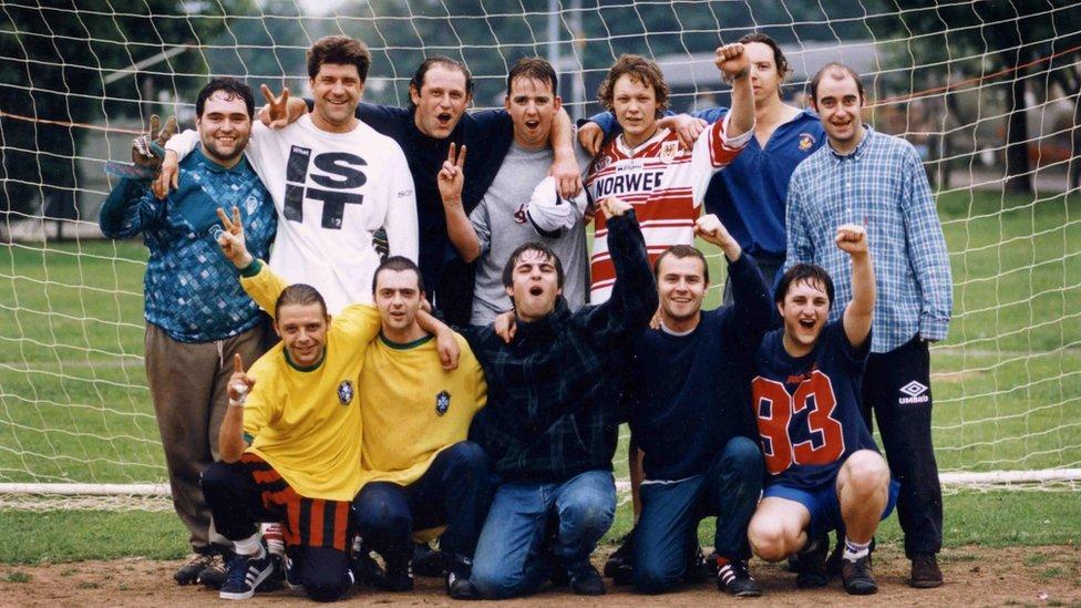 Oasis football team