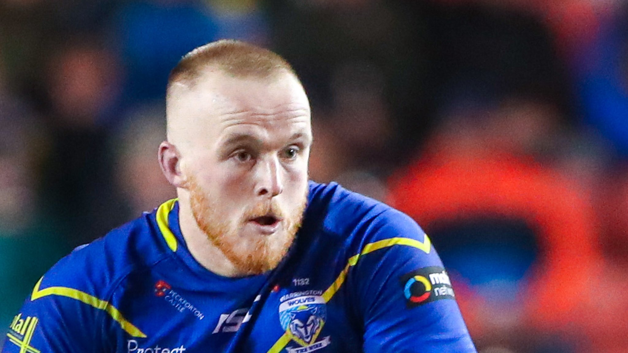 Dom Crosby: Leeds Rhinos sign prop on loan from Warrington Wolves