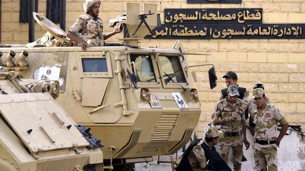 سجن مصر