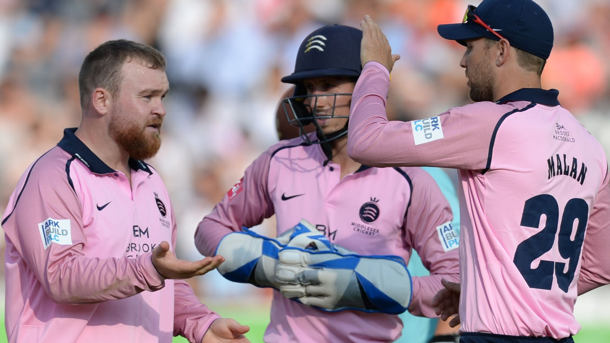 Middlesex: County step up search for 'second ground' as availability of Lord's decreases