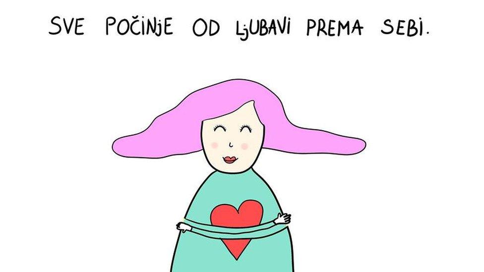 Ilustracija Jelena Marković