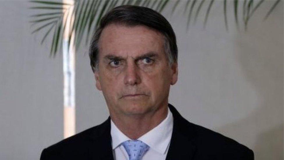 جائير بولسونارو