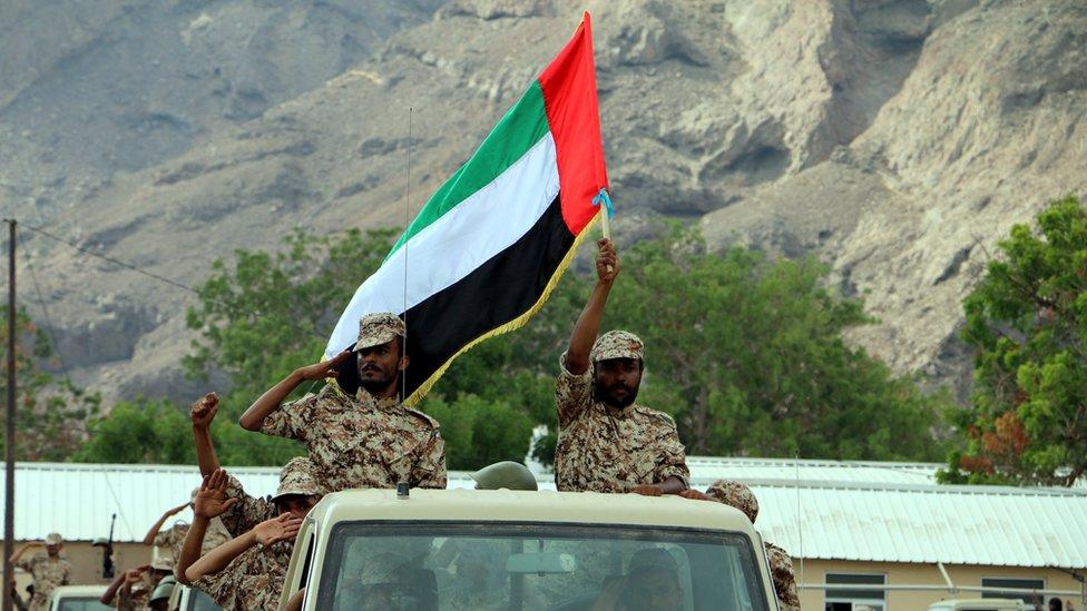 لايوجد تقدير واضح لعدد القوات الإماراتيه في اليمن