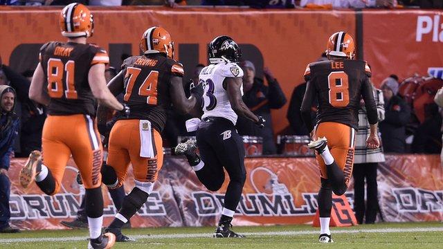 NFL: 'Unbelievable' finish for Baltimore Ravens