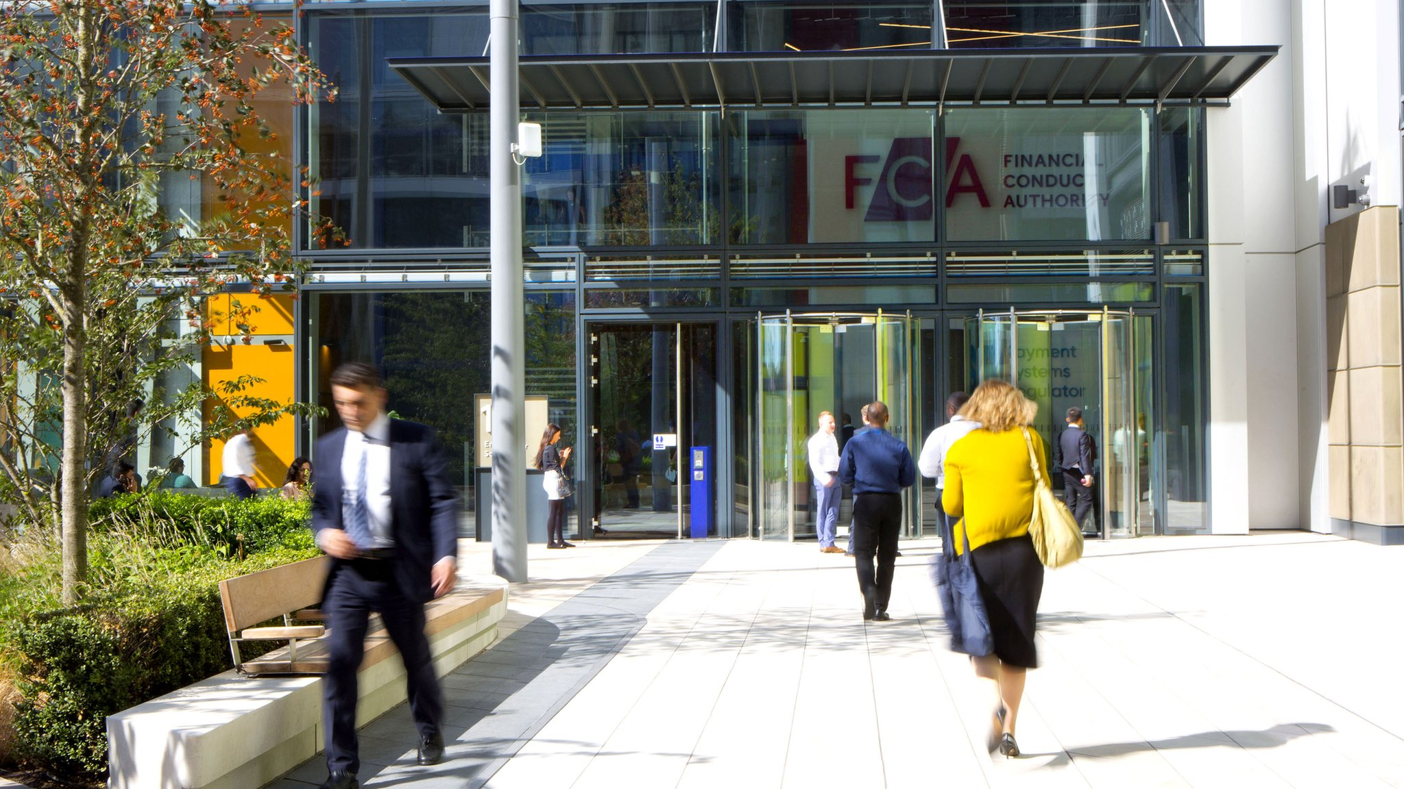 Financial Conduct Authority headquarters