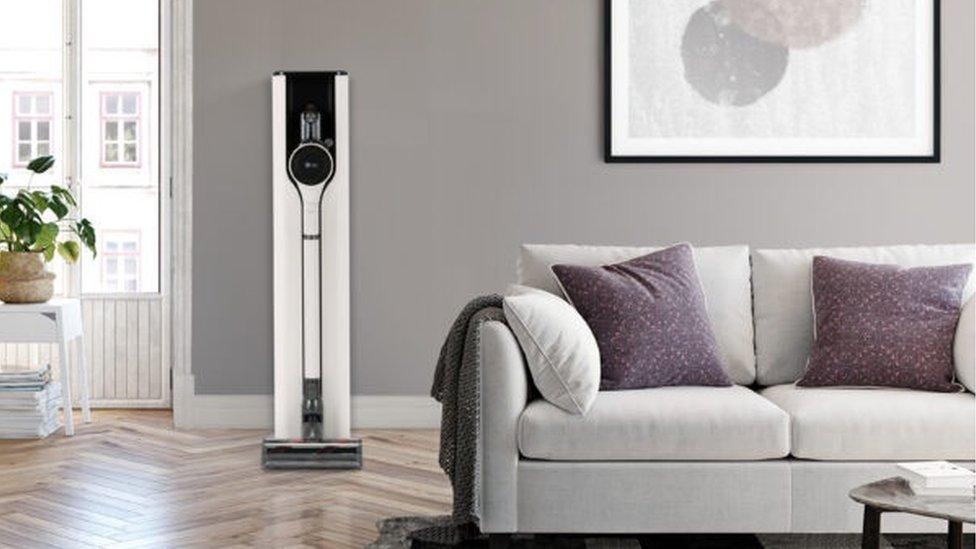 LG vacuum