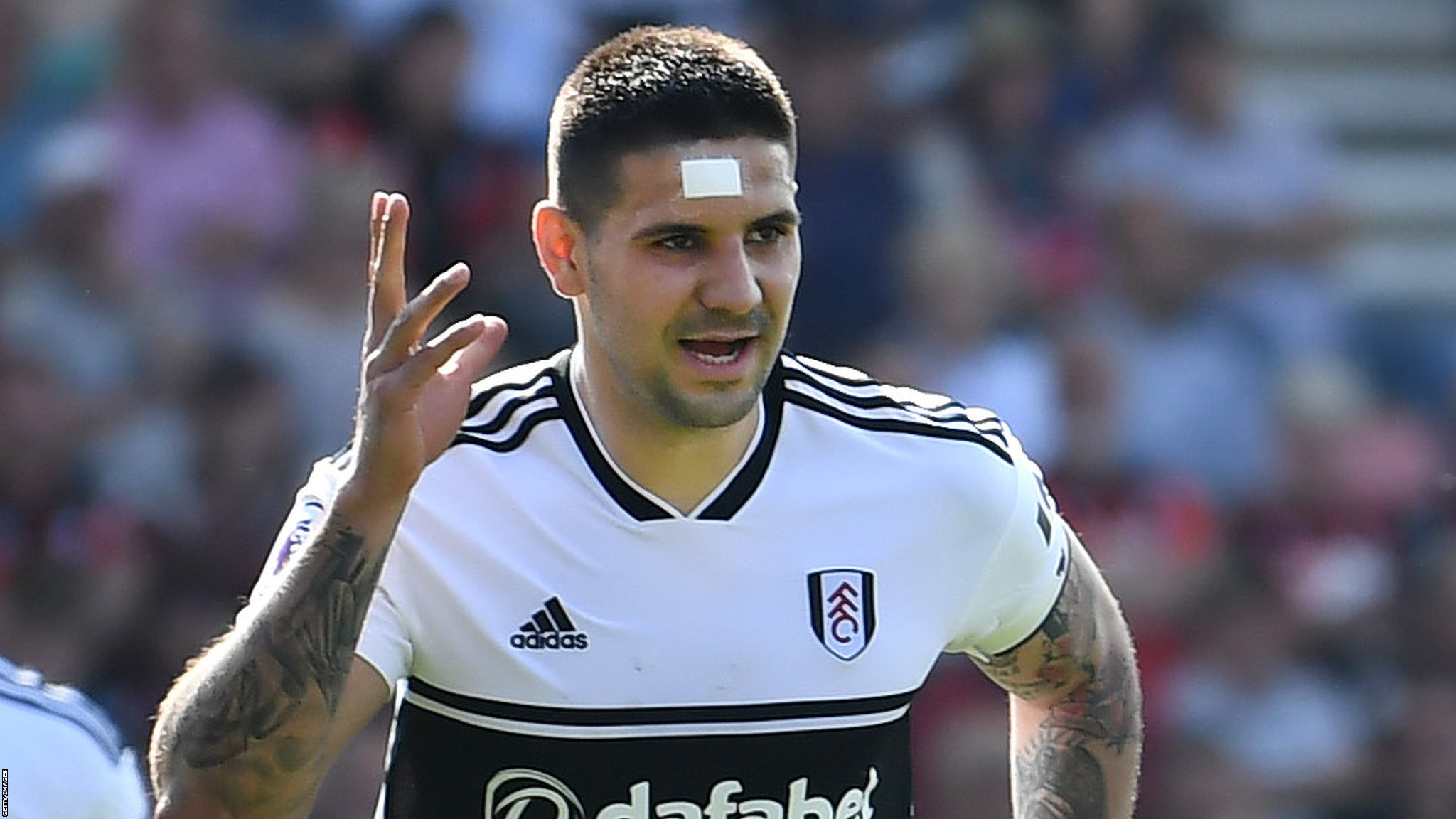 Bournemouth 0-1 Fulham: Aleksandar Mitrovic penalty spoils Eddie Howe's 500th game as a manager