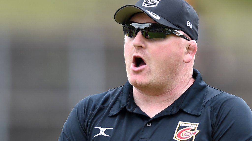 Dragons: Bernard Jackman successor will need time, says Mike Ruddock