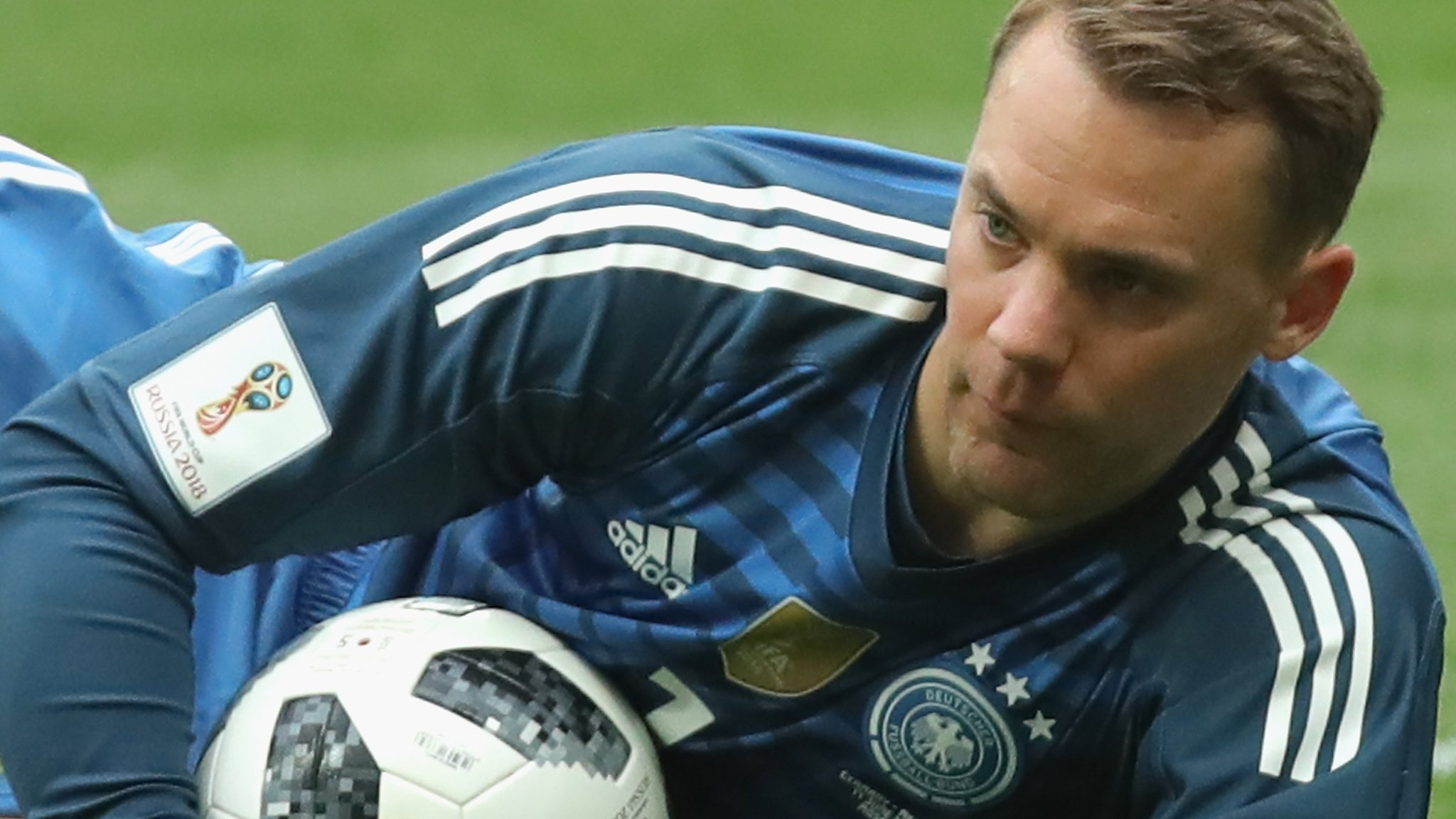World Cup 2018: Germany do not need to change team - Manuel Neuer