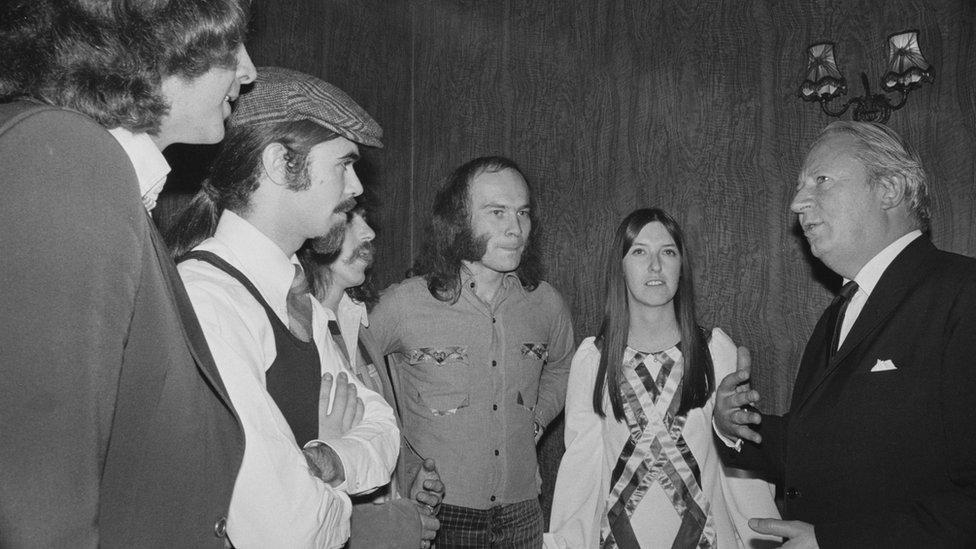 Edvard Hit se susreo sa folk grupom Steeleye Span