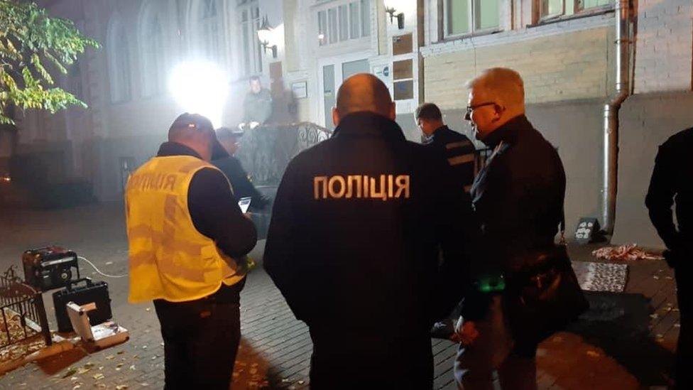 Вибух у центрі Києва: загинув ветеран боїв у Іловайську