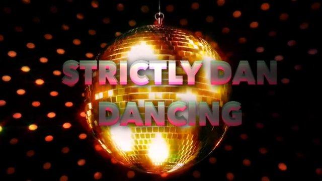 Strictly Dan Biggar Dancing