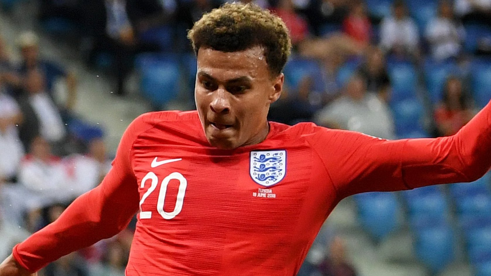 World Cup 2018: Dele Alli misses England training with thigh injury