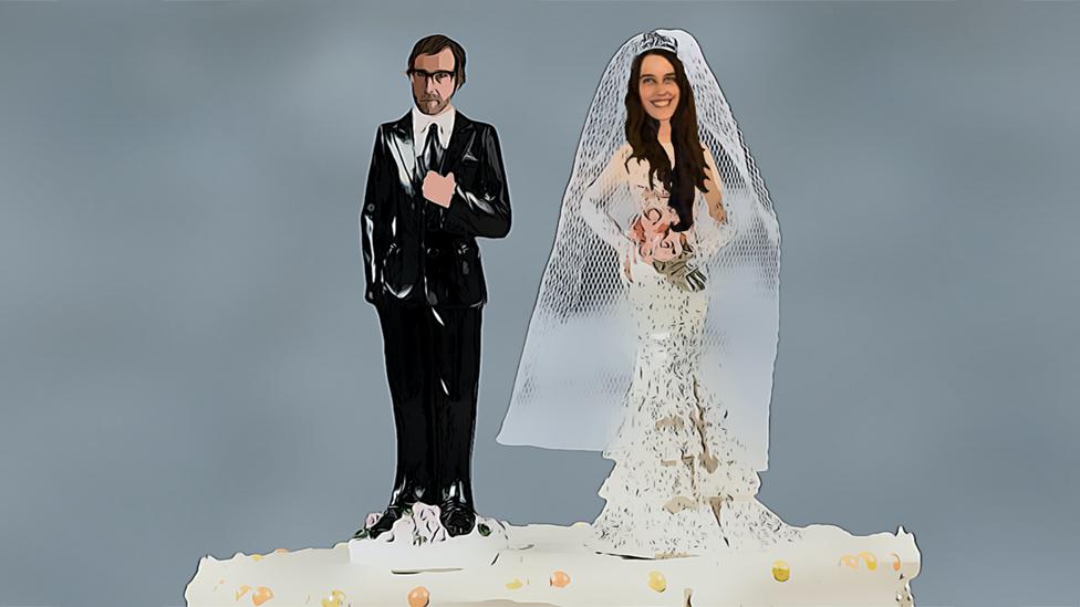 Coronavirus A Toast To My Cancelled Wedding Bbc News
