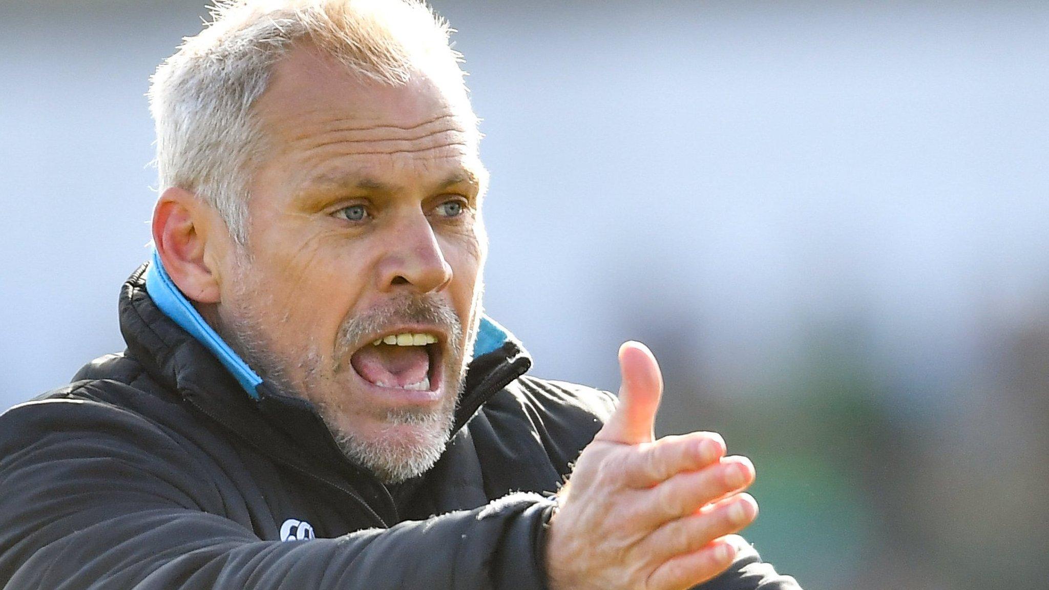 Brad Davis: London Irish add ex-Ospreys and Wasps defence coach to backroom staff