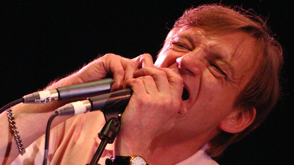 Mark E Smith in 2005