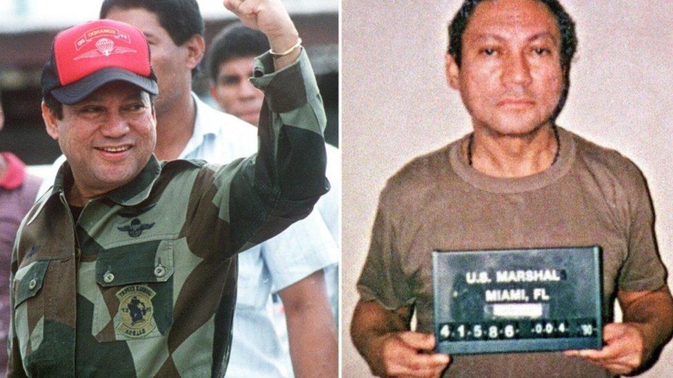 Manuel Noriega, Panama ex-strongman, dies at 83 - BBC News