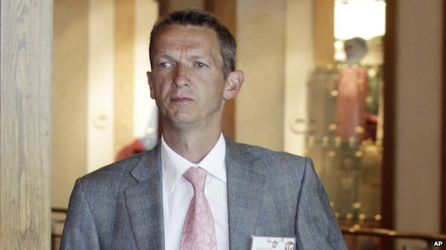 Bank of England chief economist Andy Haldane