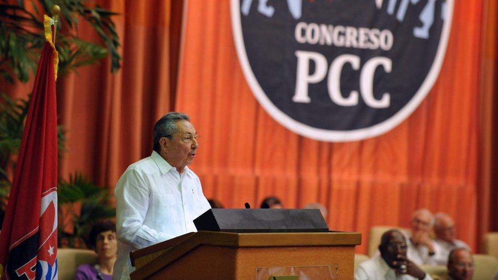 El Partido Comunista de Cuba es considerada la institución más poderosa de la isla.