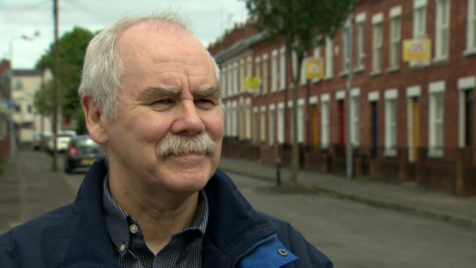 Ray Farley from the Holyland Regeneration Association says existing steet drinking laws are not being enforced
