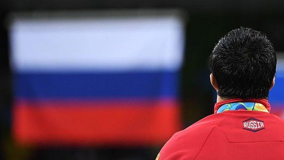 Ruski sportista