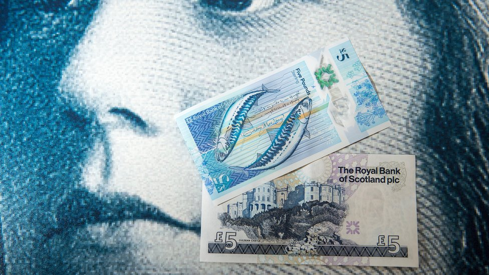 New polymer banknote