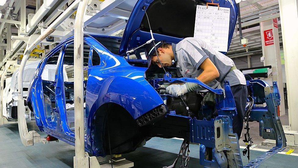 Türkiye'de otomobil fabrikası