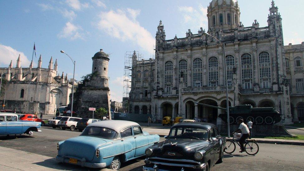 Museo de la Revolución, La Habana.