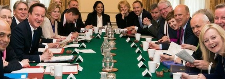 Conservative cabinet