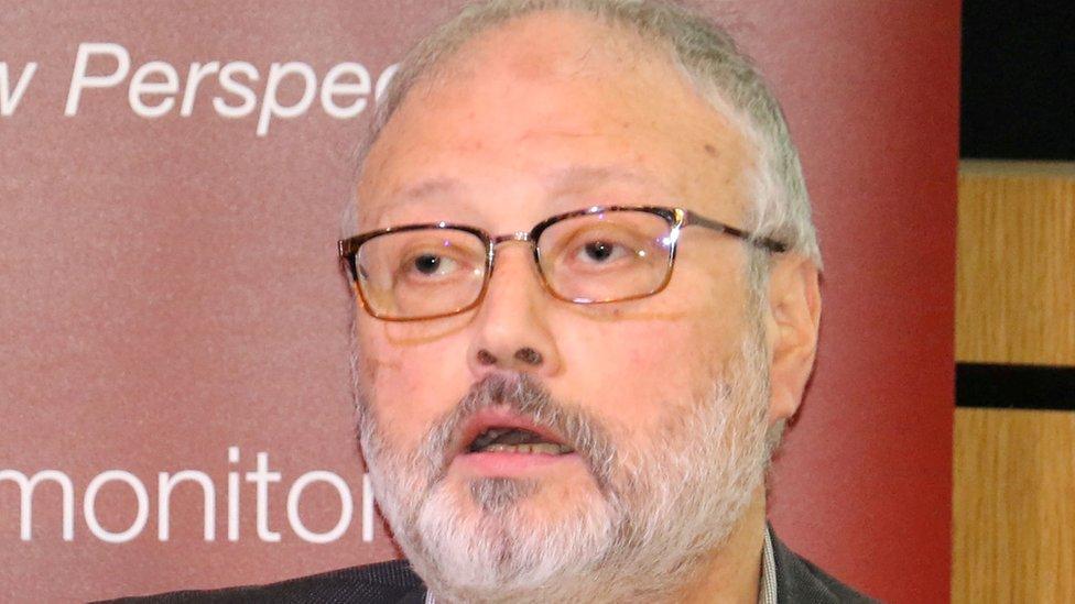الصحفي المغدور جمال خاشقجي