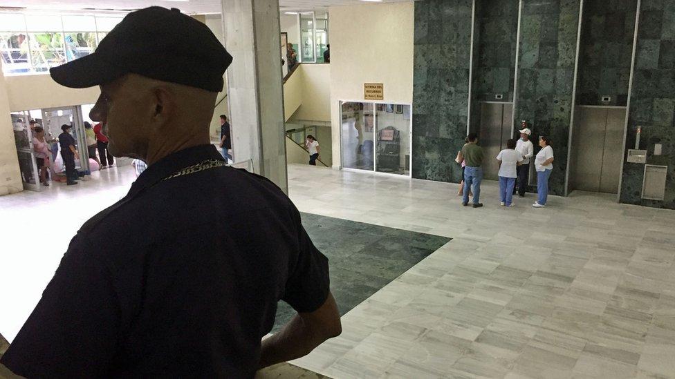 Hospital Mario Catarino Rivas