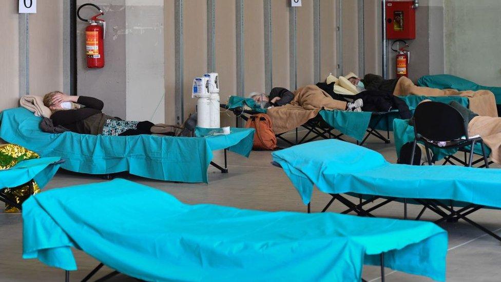 Bolnice na severu Italije imaju problema sa krevetima