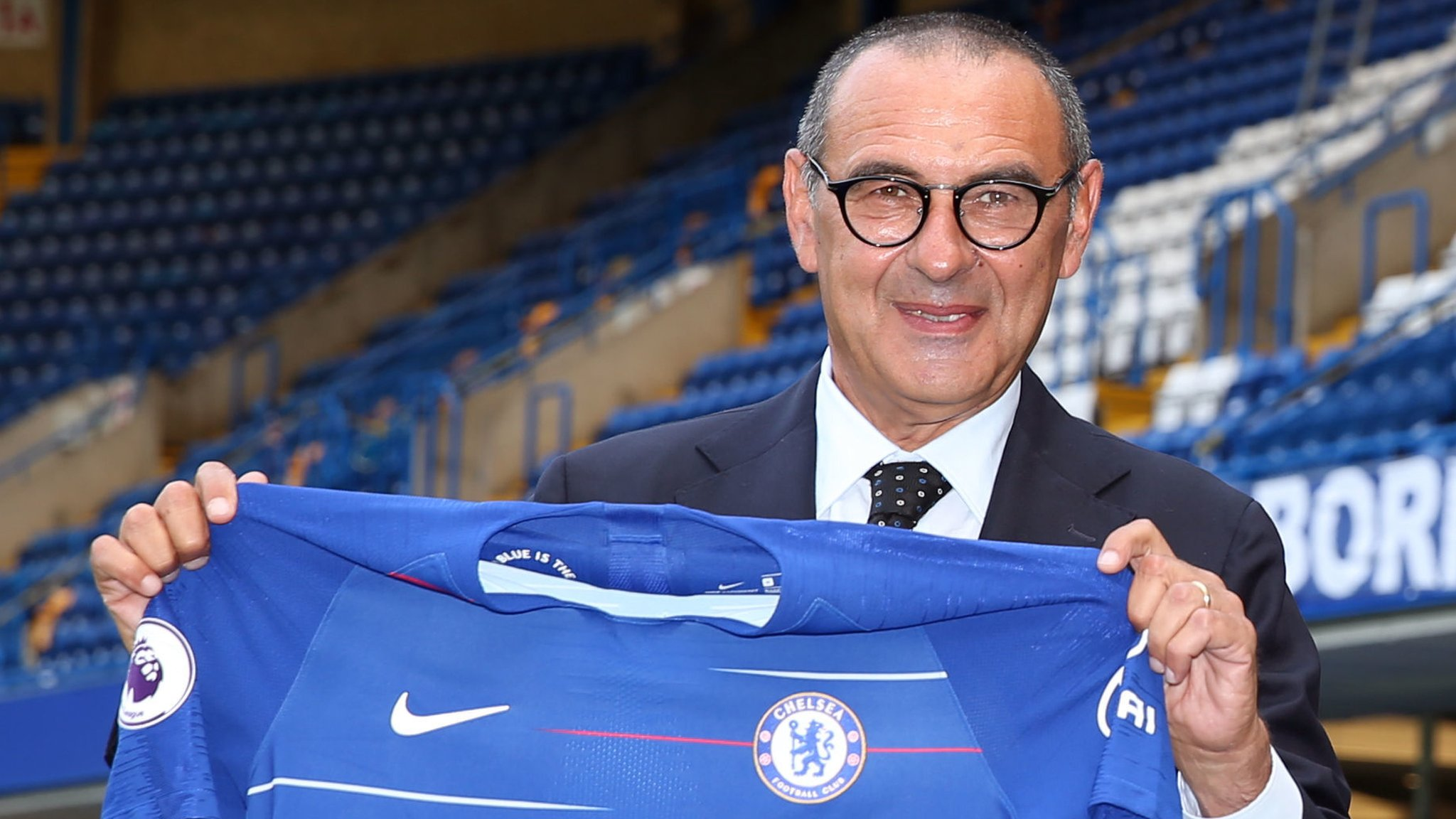 I want to improve Hazard, says new Chelsea boss Sarri