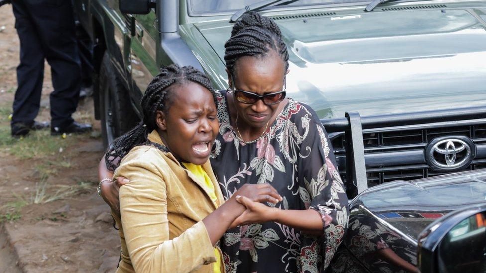 Napad u Keniji
