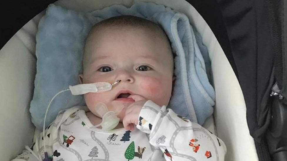 Aberdare family's hunt for stem cell donor to save baby