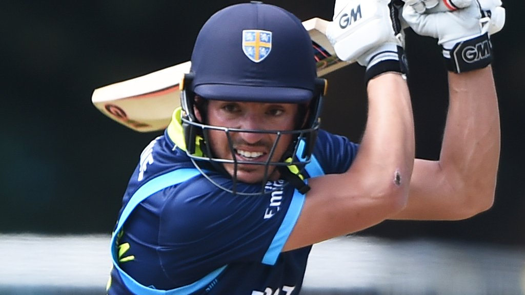 One-Day Cup: Tom Latham leads Durham to win over Northamptonshire