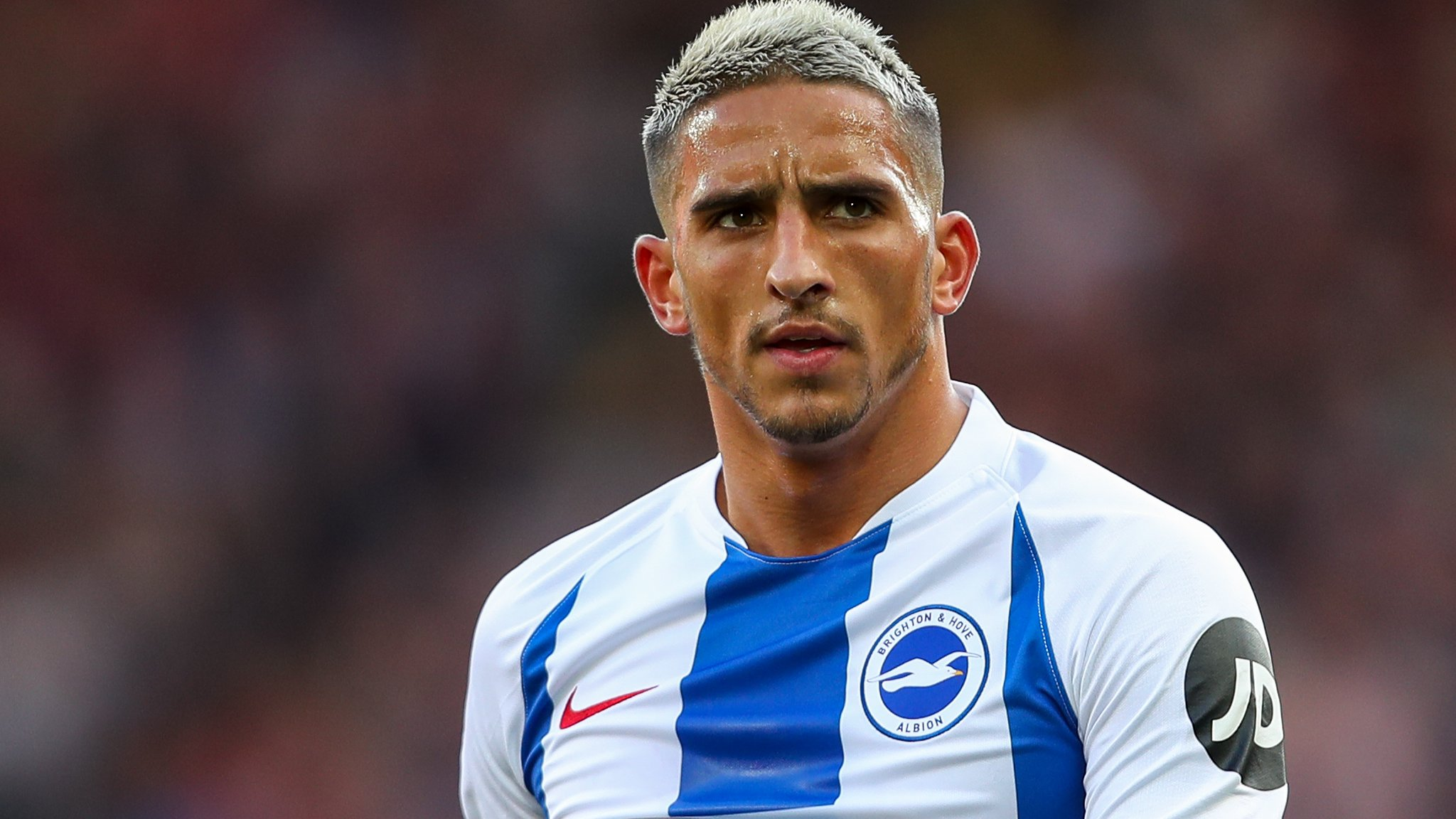 Anthony Knockaert: Brighton & Hove Albion winger reveals mental health struggles