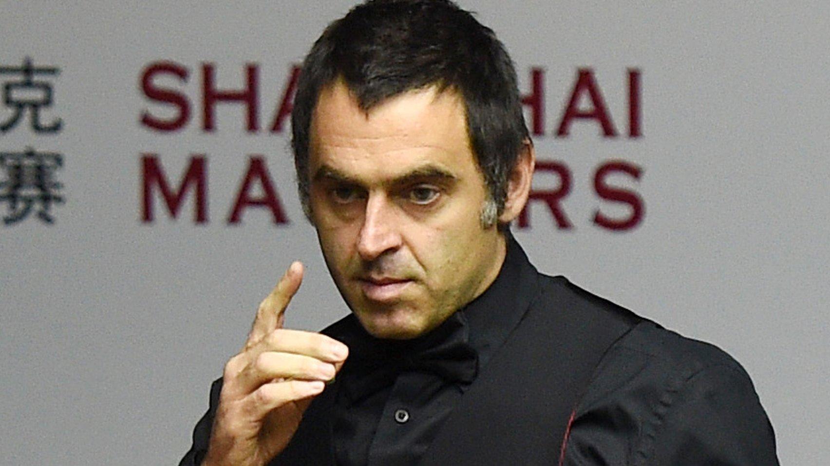 Ronnie O'Sullivan beats Barry Hawkins to retain Shanghai Masters